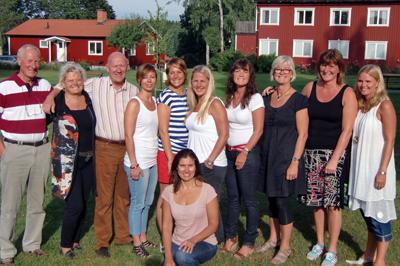 Förtroendefullt samarbete augusti 2012